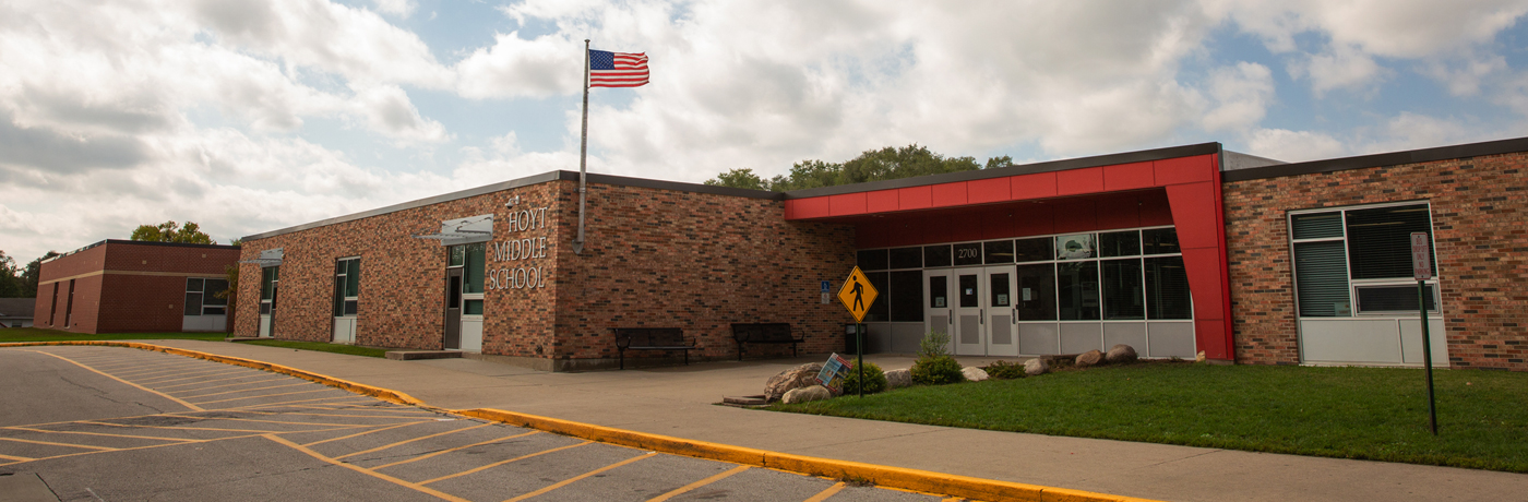 Hoyt Middle School Building
