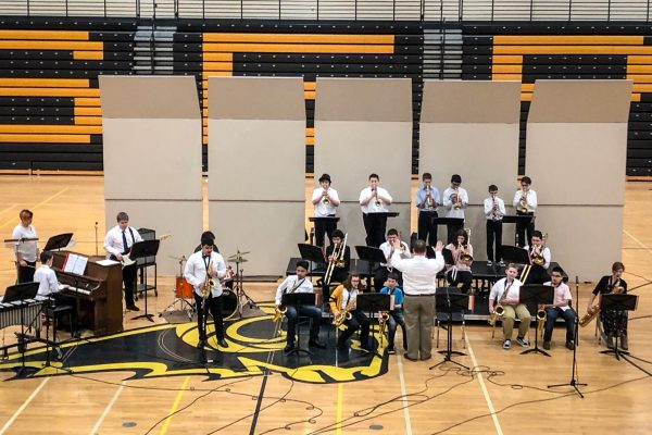 Jazz Band Earns Top Honors at Southeast Polk Festival